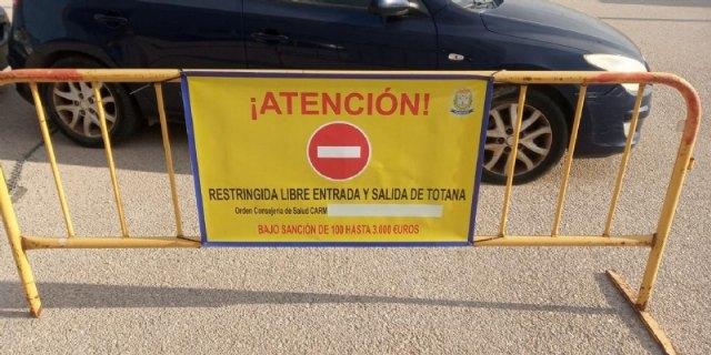 La Policía Local de Totana realiza la apertura de 30 expedientes sancionadores por incumplimiento de las medidas sanitarias contra el Covid -19 - 2, Foto 2