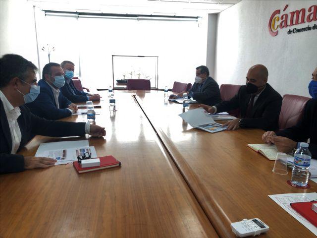 Juan Mª Vázquez No hay motivos para cerrar la sede de la UIMP en Cartagena y pelearemos hasta el final para que se mantenga - 2, Foto 2