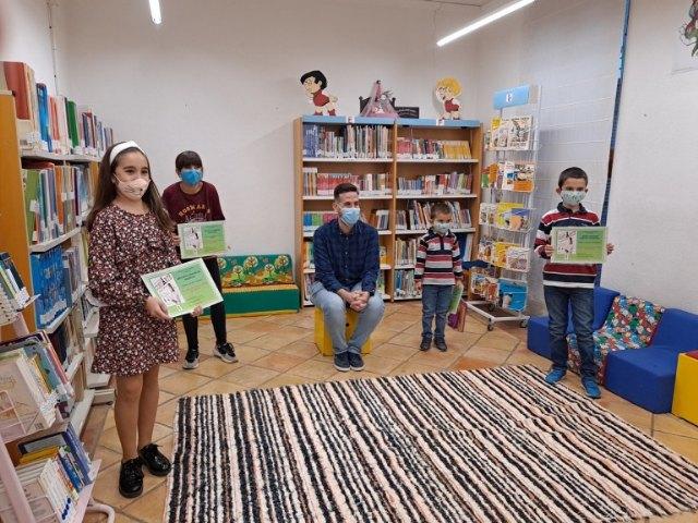 Francisco García, José Antonio García, Begoña Esparcia y Ángela García ganan el concurso 'ContArte-2020' - 1, Foto 1