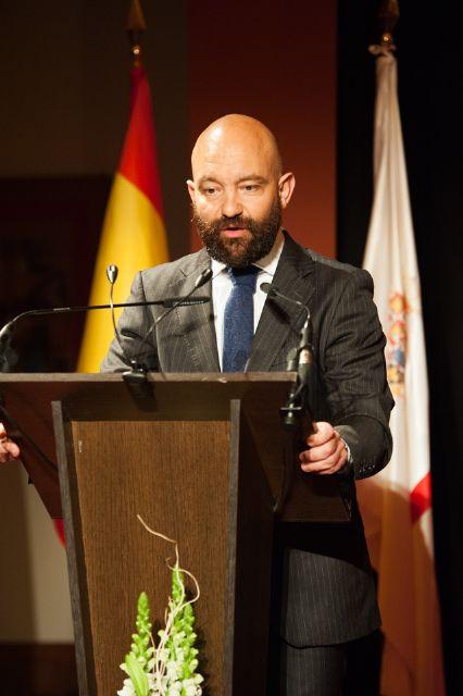 García Legaz destaca en su pregón la evolución del municipio unida al trabajo de los mazarroneros, Foto 2
