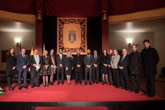 García Legaz destaca en su pregón la evolución del municipio unida al trabajo de los mazarroneros, Foto 3