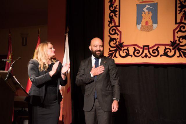 García Legaz destaca en su pregón la evolución del municipio unida al trabajo de los mazarroneros, Foto 4