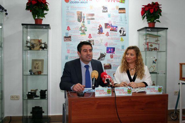 Alcantarilla ¡¡Creando Magia!!, presentada la programación de la Navidad Cultural 2016-2017 - 3, Foto 3