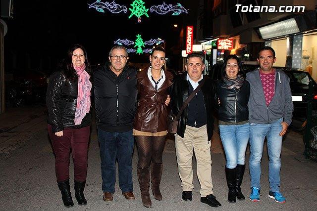 Organizan la I Feria de Navidad en la calle del Parque, Foto 1