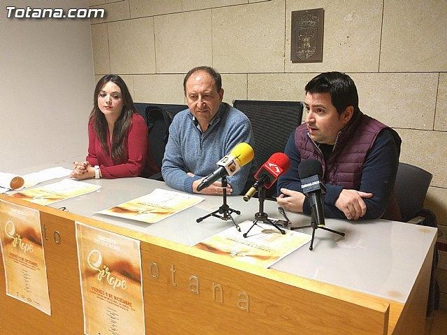 """El grupo """"Sirope"""" se presenta en sociedad el próximo 9 de diciembre en un concierto en el Centro Sociocultural """"La Cárcel"""" a beneficio de PADISITO, Foto 3"""
