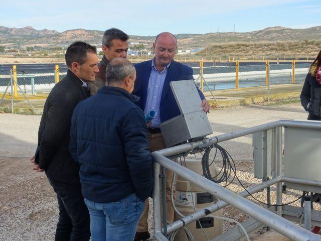 La Comunidad invierte 93.000 euros en la mejora del tratamiento terciario de la depuradora de Yecla - 1, Foto 1