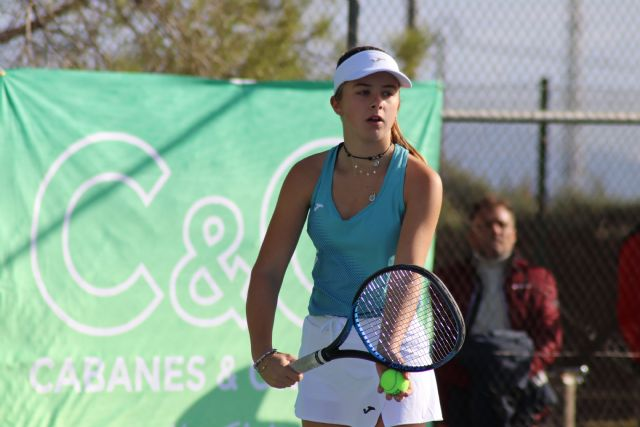 Jesús García y Ariana Geerlings vencedores del campeonato regional individual absoluto, Foto 2