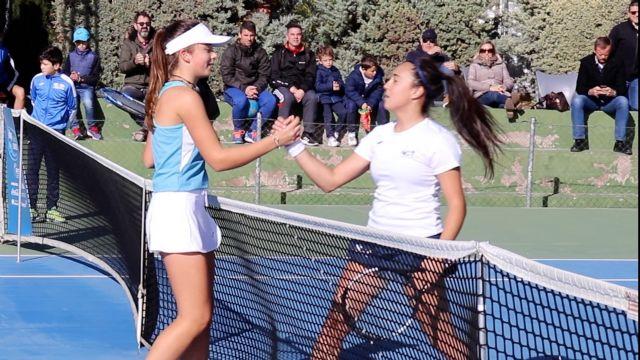 Jesús García y Ariana Geerlings vencedores del campeonato regional individual absoluto, Foto 4
