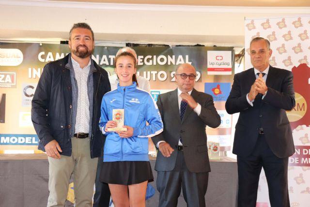 Jesús García y Ariana Geerlings vencedores del campeonato regional individual absoluto, Foto 7