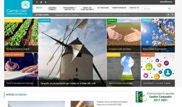 Campoder dispone de más de 500.000 euros para ayudas a proyectos empresariales relacionados con el turismo rural, Foto 1