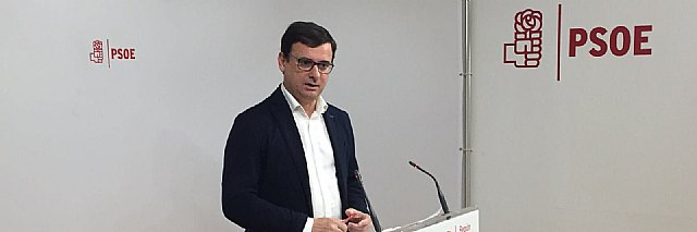 El PSRM alerta de que el Gobierno regional quiere