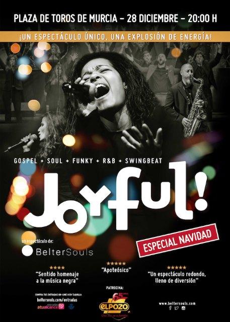 Joyful! - Especial Navidad en Murcia, Foto 1