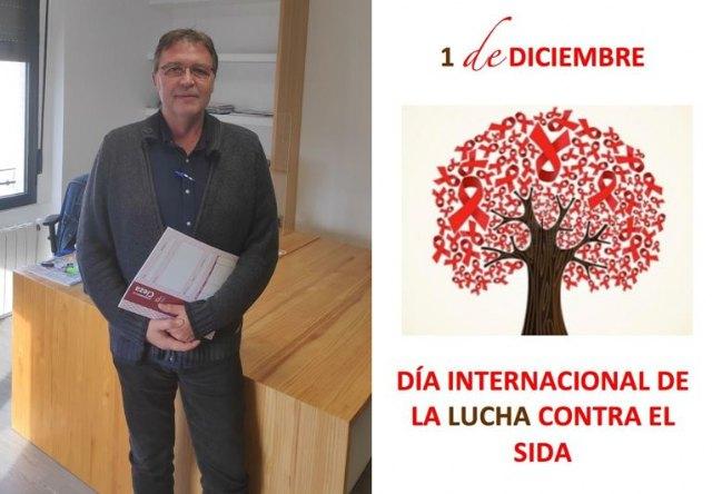 Saorín recuerda que hoy se conmemora el Día Mundial del SIDA - 1, Foto 1