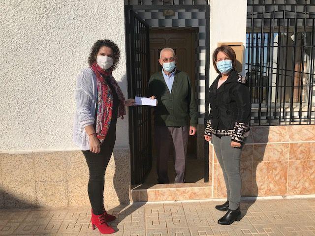Nuestro profesor de esparto Antonio Segura Campoy y su alumno José Sánchez García nombrados Artesanos Honoríficos de la Región de Murcia - 2, Foto 2