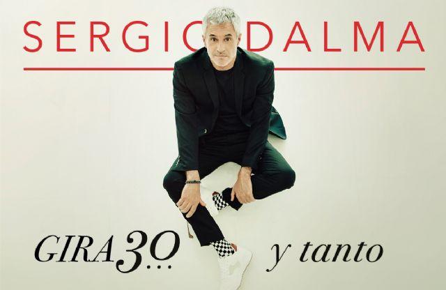 Sergio Dalma reanuda su gira 30. y tanto el 10 de abril en ´El Batel´ - 2, Foto 2