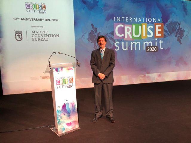 El Puerto de Cartagena participa en el X International Cruise Summit - 1, Foto 1