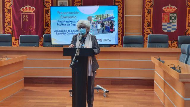 El Ayuntamiento de Molina de Segura firma un convenio de subvención nominativa con la Asociación de Amigos del Zoco del Guadalabiad para promocionar el sector artesano local en 2020 - 1, Foto 1