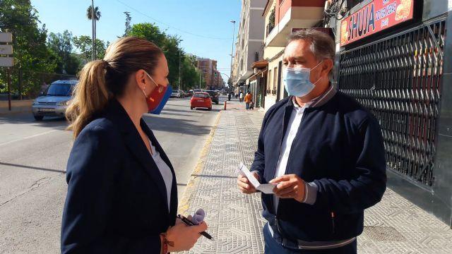 El alcalde del PSOE pasa de consultar a los vecinos afectados por las obras de Jerónimo Santa Fé y licitará las obras sin informarles ni contar con su opinión - 1, Foto 1