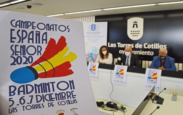 148 deportistas se darán cita en Las Torres de Cotillas para el campeonato nacional senior de bádminton - 4, Foto 4