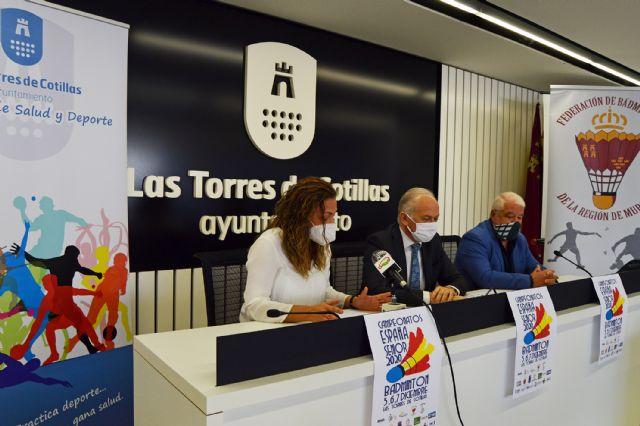 148 deportistas se darán cita en Las Torres de Cotillas para el campeonato nacional senior de bádminton - 5, Foto 5