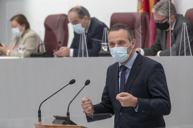 Joaquín Segado: El Gobierno regional ha afrontado la pandemia con transparencia frente a  la opacidad y la manipulación de datos del Gobierno de Sánchez - 1, Foto 1