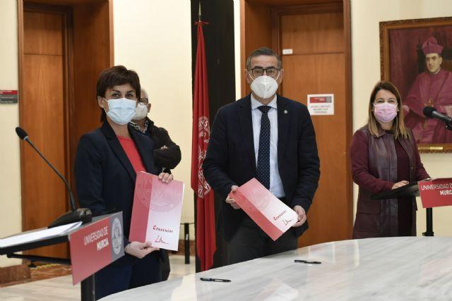 La Universidad de Murcia crea la Sede Permanente de Beniel para fomentar actividades culturales, deportivas y divulgativas - 1, Foto 1