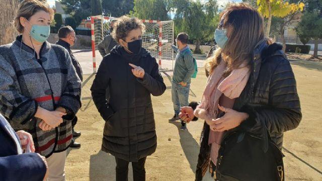 El Ayuntamiento de Molina de Segura invierte este año 157.644,02 euros en obras y actuaciones en la urbanización Altorreal con cargo a los Presupuestos Participativos - 1, Foto 1