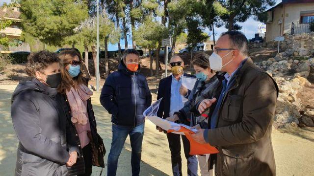 El Ayuntamiento de Molina de Segura invierte este año 157.644,02 euros en obras y actuaciones en la urbanización Altorreal con cargo a los Presupuestos Participativos - 4, Foto 4