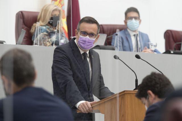 Diego Conesa: Necesitamos un Gobierno regional centrado que dé respuesta a la ciudadanía, en lugar de confrontar con el Gobierno de España - 1, Foto 1