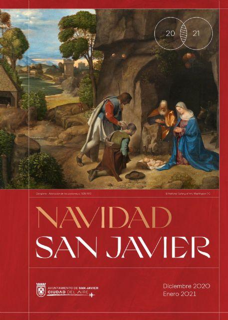 San Javier invita a mantener las tradiciones navideñas con concursos de belenes familiares, tarjetas y decoración de balcones - 2, Foto 2