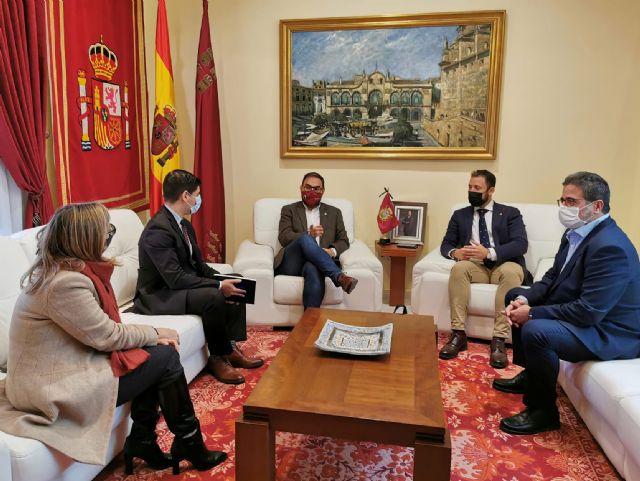Ciudadanos inicia en Lorca su ronda de contactos para conocer las propuestas y necesidades municipales de cara a los presupuestos de 2021 - 1, Foto 1