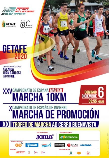 Getafe, sede nacional de la marcha este domingo - 1, Foto 1