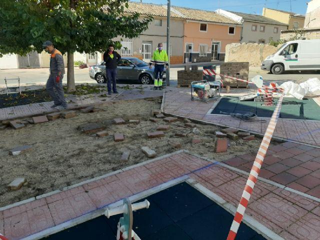 Renovación, ampliación y acondicionamiento de un parque en la pedanía de La Copa - 1, Foto 1