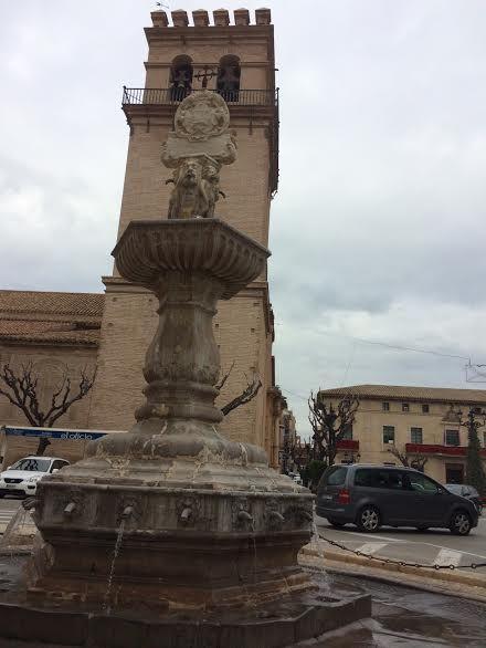 La Dirección General de Bienes Culturales autoriza el proyecto básico de ejecución y rehabilitación de la fuente Juan de Uzeta, Foto 3