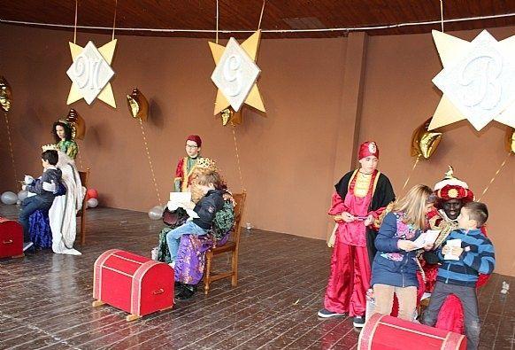 SSMM los Reyes Magos de Oriente recogerán las cartas de los niños y niñas de Totana este miércoles, día 4 de enero, Foto 1