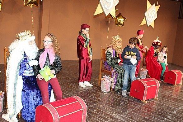 SSMM los Reyes Magos de Oriente recogerán las cartas de los niños y niñas de Totana este miércoles, día 4 de enero, Foto 2