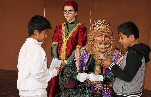 SSMM los Reyes Magos de Oriente recogerán las cartas de los niños y niñas de Totana este miércoles, día 4 de enero, Foto 4