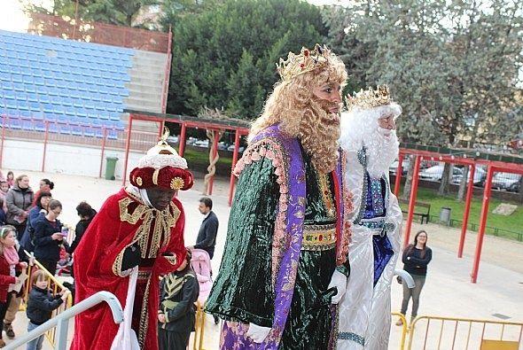 SSMM los Reyes Magos de Oriente recogerán las cartas de los niños y niñas de Totana este miércoles, día 4 de enero, Foto 6