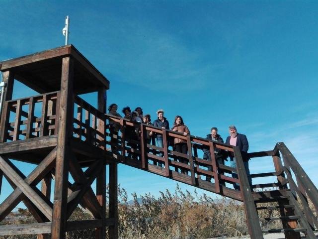 Medio Natural trabaja para proteger a la malvasía y mejorar el espacio ZEPA de las Lagunas de Campotéjar - 1, Foto 1