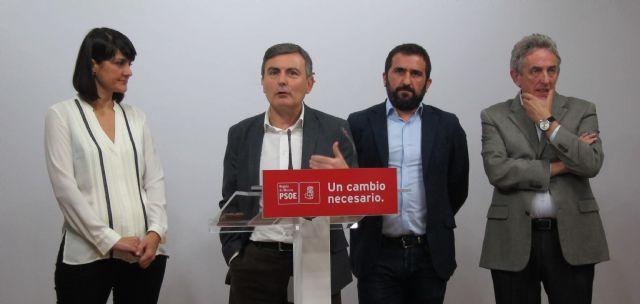 El PSOE presenta más de mil iniciativas en el Congreso y el Senado en defensa de los intereses de la Región de Murcia, frente al abandono del PP - 1, Foto 1