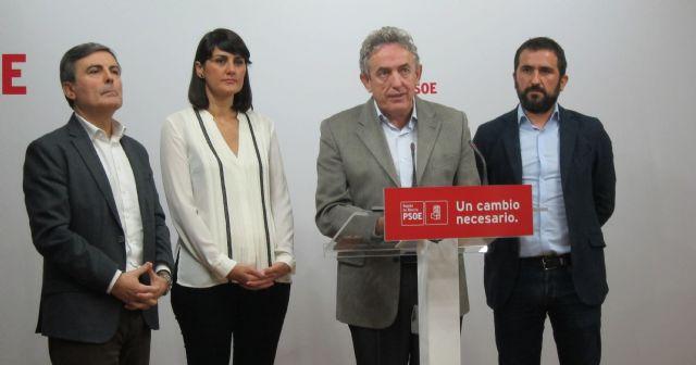 El PSOE presenta más de mil iniciativas en el Congreso y el Senado en defensa de los intereses de la Región de Murcia, frente al abandono del PP - 2, Foto 2