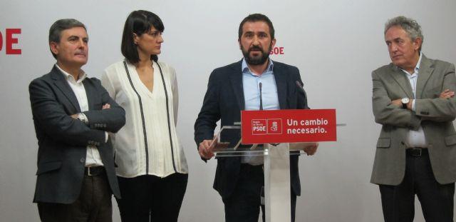 El PSOE presenta más de mil iniciativas en el Congreso y el Senado en defensa de los intereses de la Región de Murcia, frente al abandono del PP - 3, Foto 3