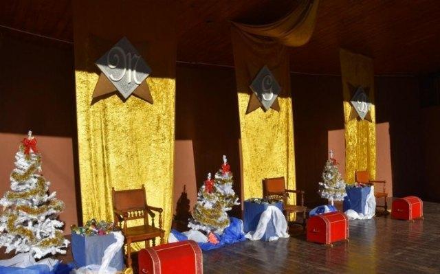 SSMM los Reyes Magos de Oriente reciben mañana las cartas de todos los niños y niñas de Totana