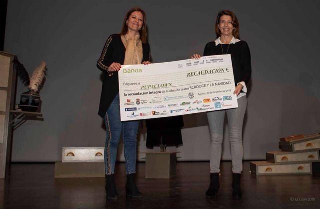 La Navidad de Scrooge recauda más de 1.200 euros para Pupaclown - 1, Foto 1