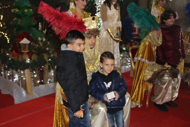 Los Pajes Reales recogen las cartas para los Reyes Magos en San Pedro del Pinatar - 2, Foto 2