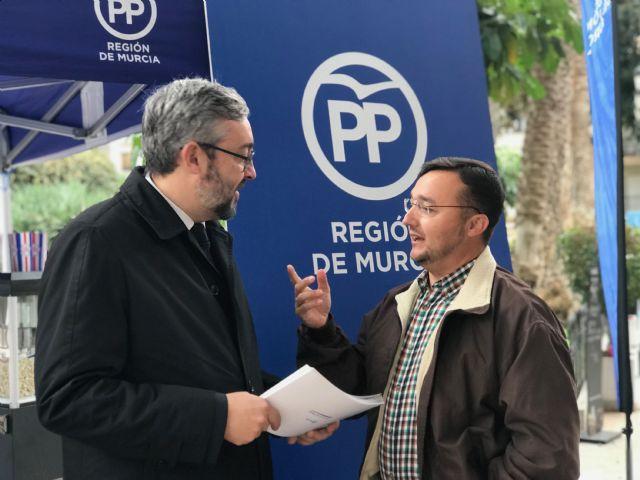 Víctor Martínez: Las Región de Murcia funciona y crea más empleo que nadie - 2, Foto 2
