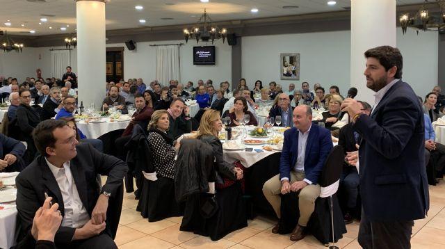 López Miras: Este año será decisivo para el desarrollo y el futuro de la Región de Murcia - 1, Foto 1