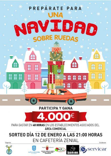 Recta final de la campaña comercial de Navidad que regala un premio de 4.000 euros - 1, Foto 1