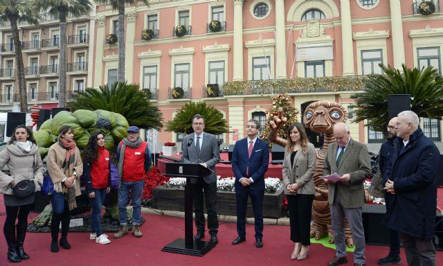 Los Reyes Magos de Oriente desfilarán por Murcia este domingo en una Cabalgata que tendrá el cine como hilo conductor - 1, Foto 1