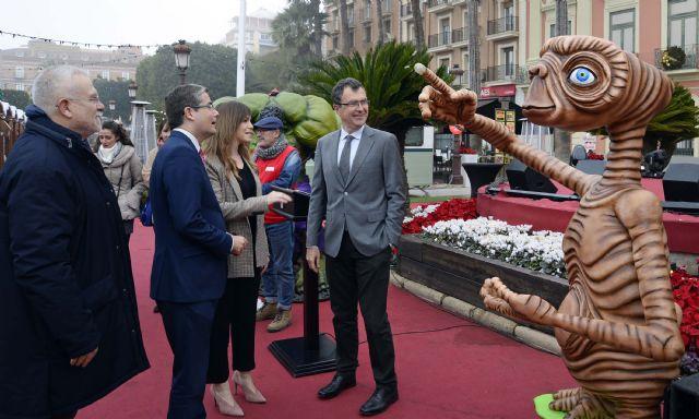 Los Reyes Magos de Oriente desfilarán por Murcia este domingo en una Cabalgata que tendrá el cine como hilo conductor - 2, Foto 2